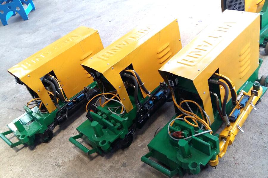 Máy uốn sắt thủy lực Việt Anh